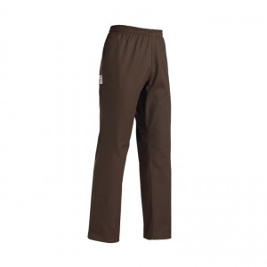 Pantalone Coulisse Brown