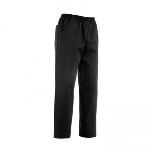 Pantalone Coulisse Pocket Black